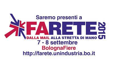 Espositori Farete 2015