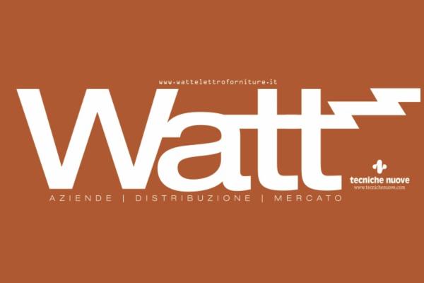 Rivista WATT elettroforniture