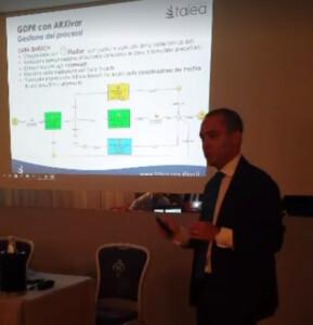 Luca Tumidei GDPR & GDPR