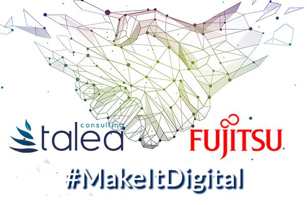 Partnership Talea e Fujitsu