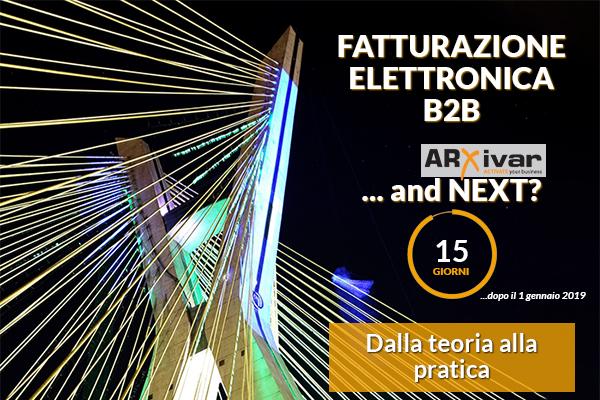 Fatturazione Elettronica and NEXT - dalla teoria alla pratica