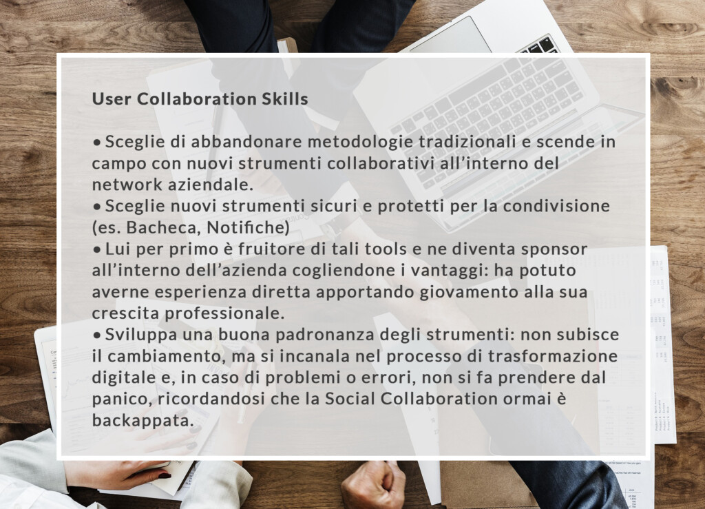 User Collaboration Skills