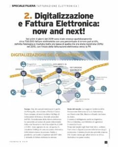 Rassegna Stampa - Digitalizzazione e Fattura Elettronica 1di2