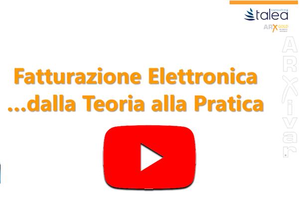 Fatturazione Elettronica Teoria Pratica