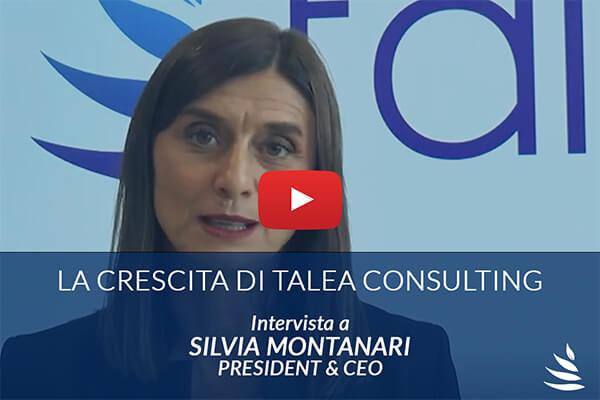 La crescita Talea Consulting: Intervista a Silvia Montanari